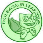Bulbasaur Leaf Tea