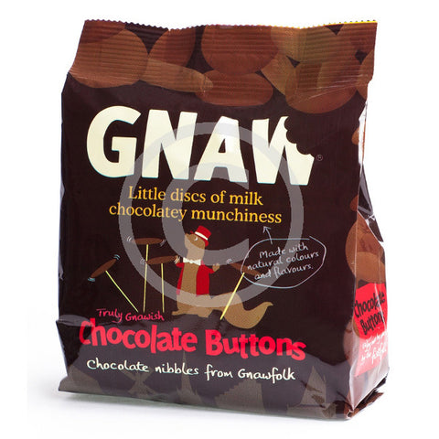 Gnaw Chocolate Buttons