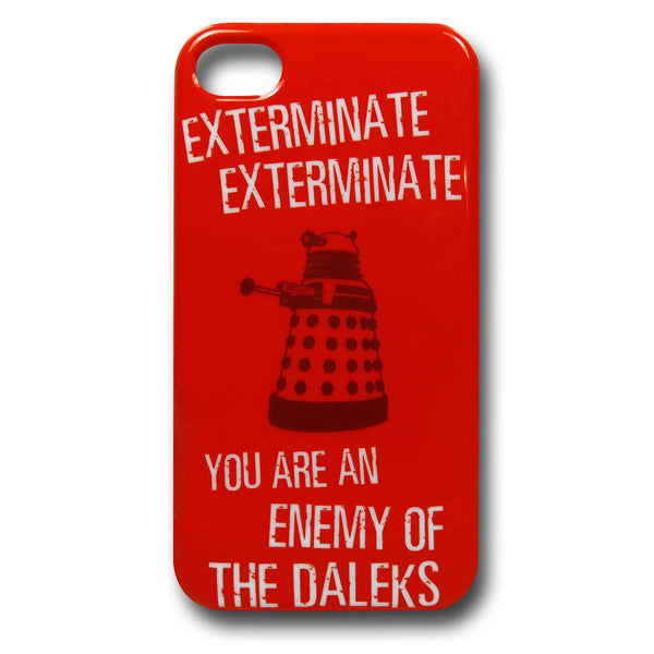 Dalek Snap iPhone case for 5/ 5s