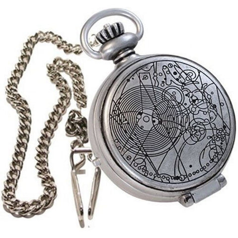Doctor Who Master's Pocket Watch