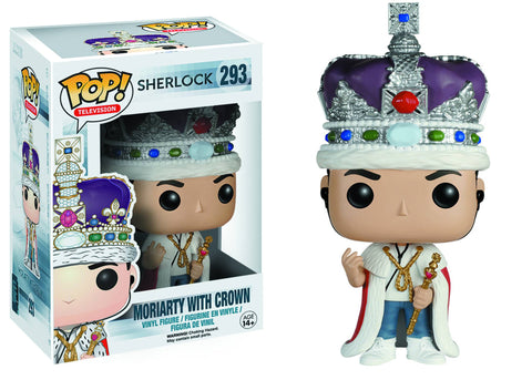Pop Funko Crown Jewels Moriarty