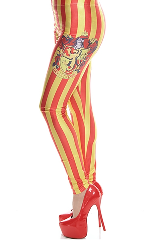 Hogwarts House Leggings