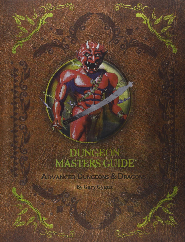 Advanced Dungeons and Dragons: Dungeon Master's Guide