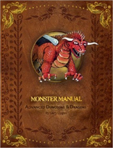 Advanced Dungeons and Dragons: Monster Manual