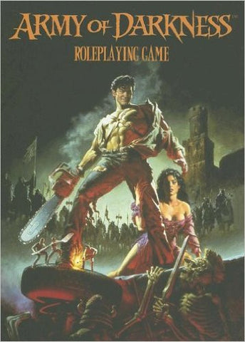 Army of Darkness RPG Core Rulebook