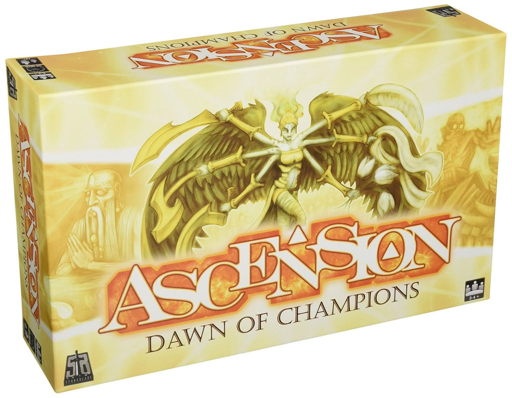 Ascension Dawn of Champions Expansion