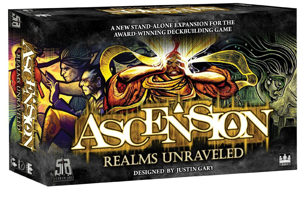 Ascension Realms Unraveled Expansion