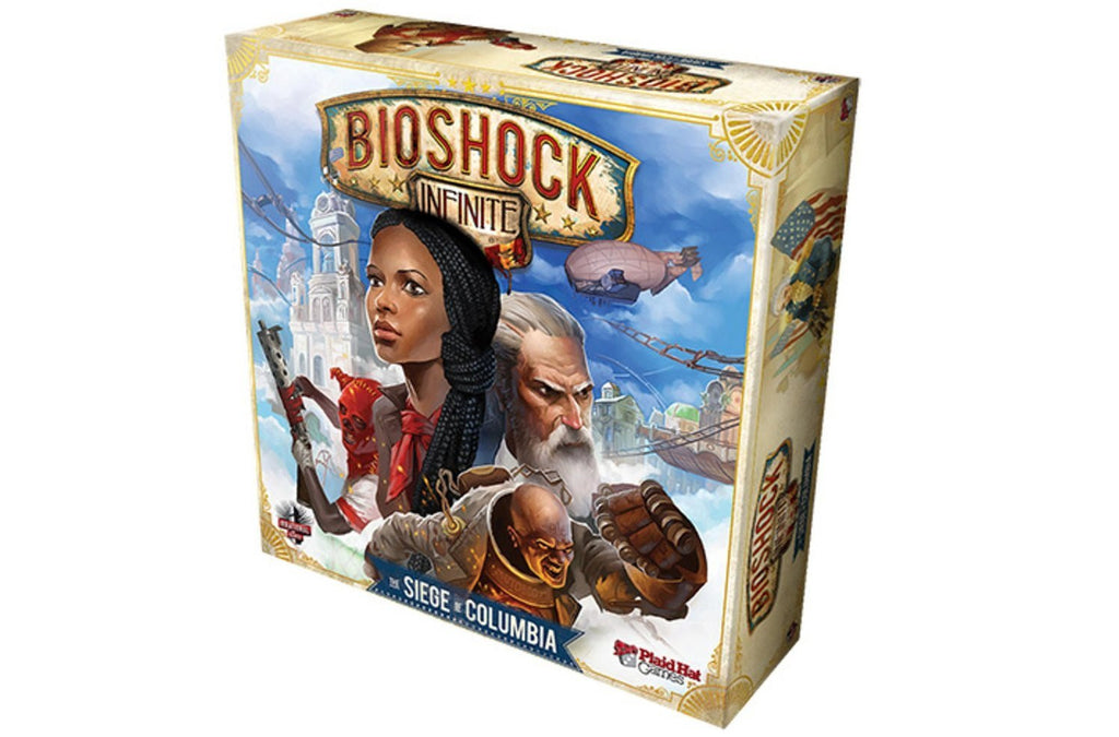 Bioshock Infinite - the seige of columbia