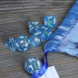 Tardis Dice Set
