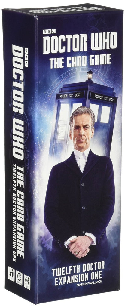 Doctor Who Card Game: 12th Doctor Expansion