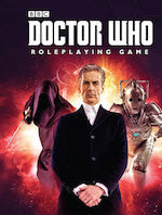 Doctor Who RPG: All of Time and Space V1