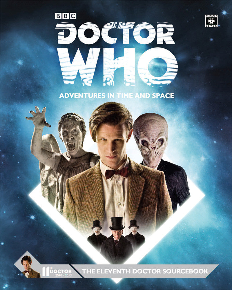 Doctor Who RPG: The Eleventh Doctor Sourcebook