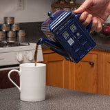 TARDIS Tea Pot