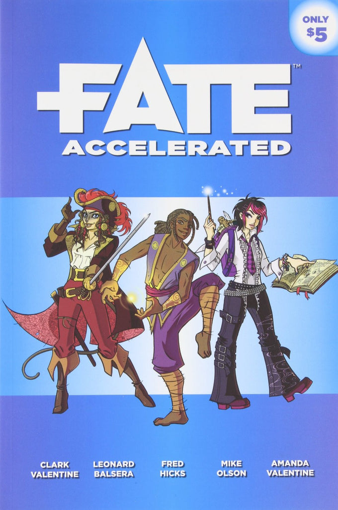 Fate RPG: Accelerated
