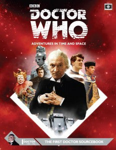 Doctor Who RPG: The First Doctor Sourcebook