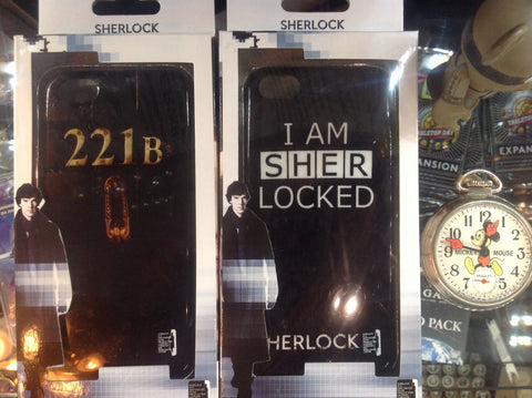 Sherlock Phone Cases for iPhone 5/ 5s
