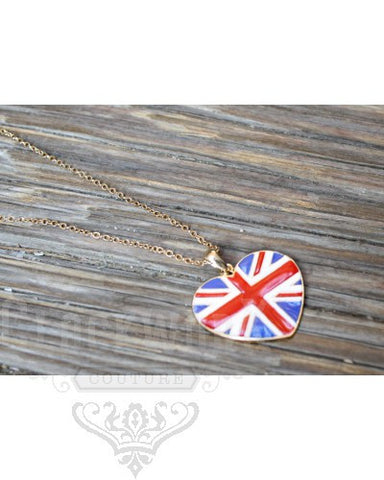 The Love of Britania Necklace