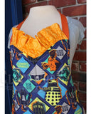 Time Lord Reversible Apron