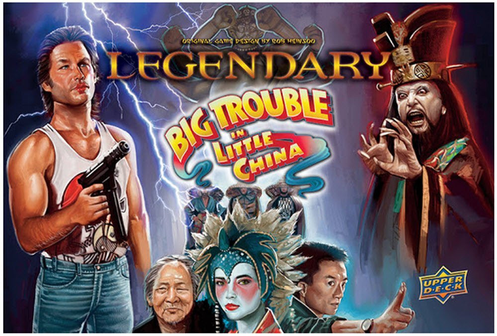 Legendary DGB: Big Trouble in Little China