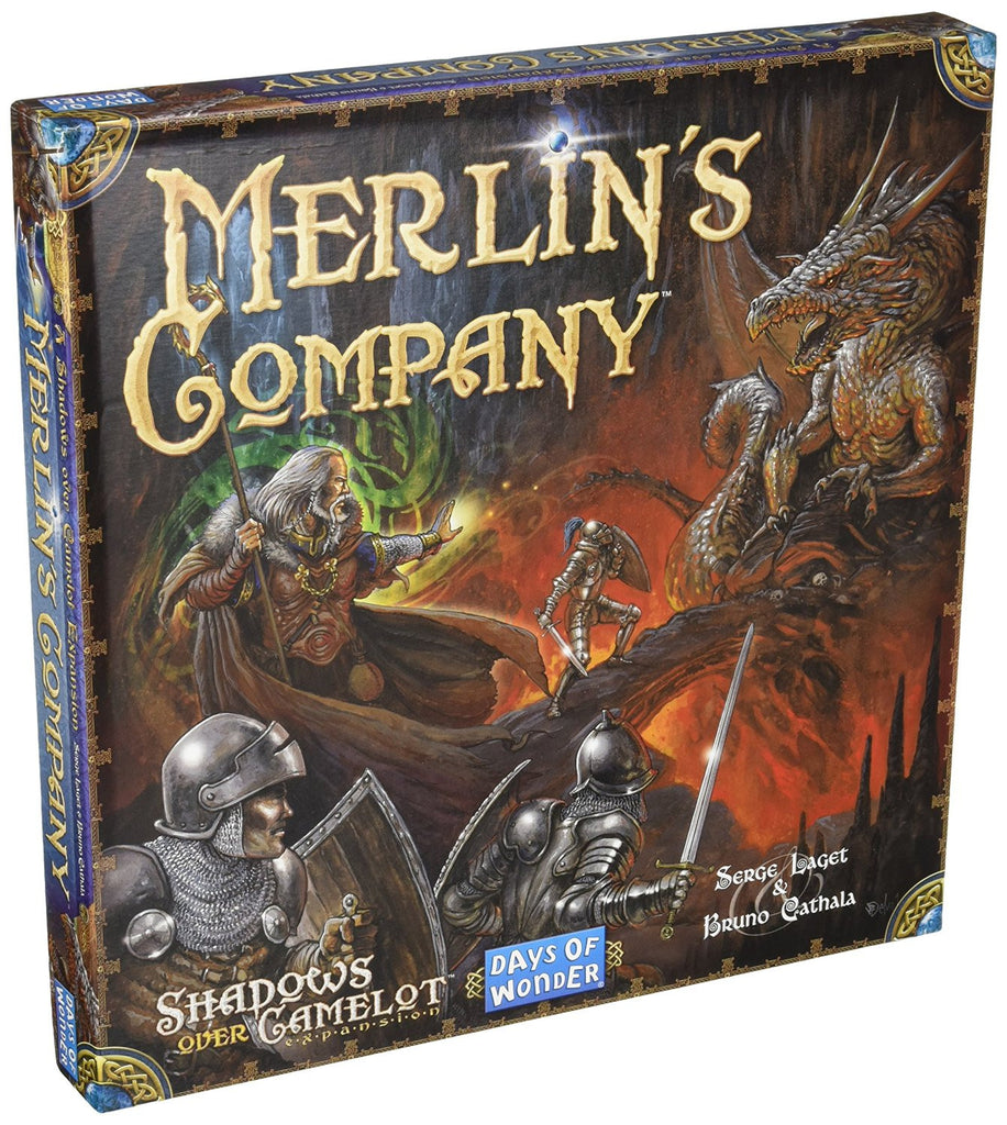 Shadows over Camelot, Merlin's Company