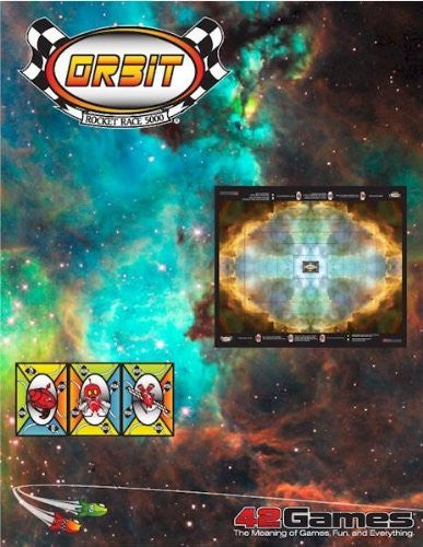 Oribit Rocket Race 500