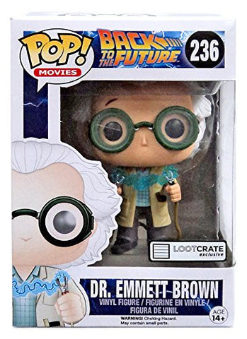 Pop Funko Dr. Emmet Brown