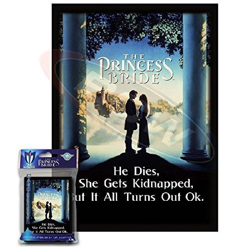 The Princess Bride Card Sleeves