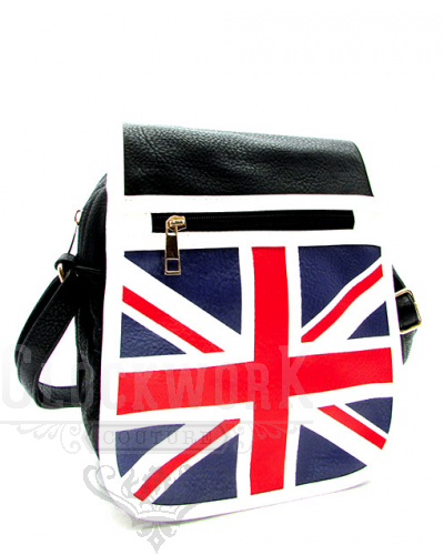 Union Jack Satchel