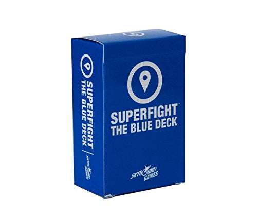 Superfight: The Blue Deck Expansion