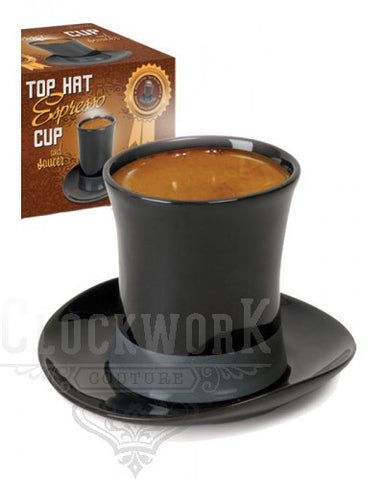 Top Hat Tea Cup