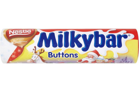 Giant Milkybar Buttons Tube