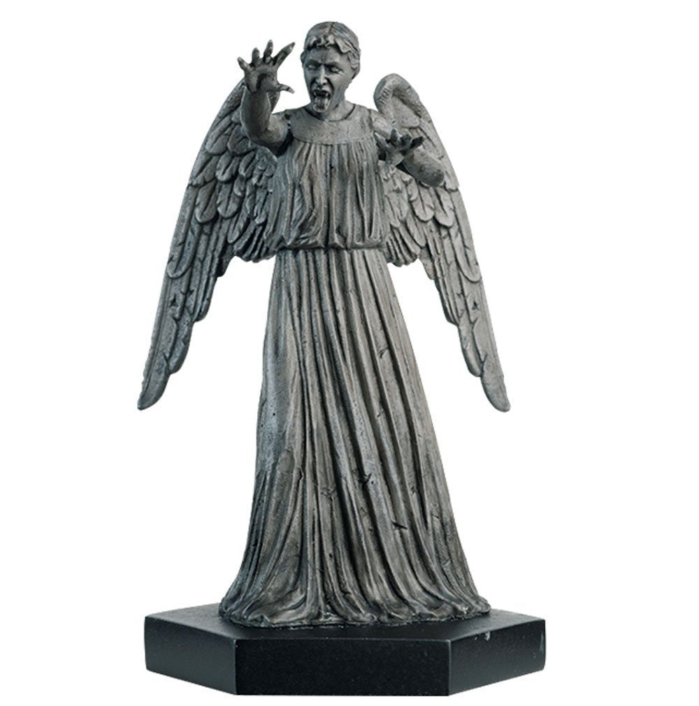 Doctor Who Collectible Figurine #4 Weeping Angel