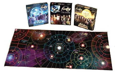 Firefly Whole Damn Verse Game Mat