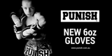 Punish 6oz Training Boxing Gloves