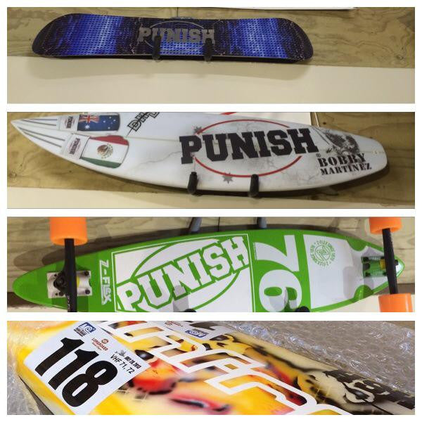 Punish Skateboard