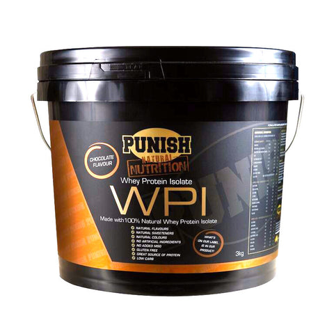 Whey Protein Isolate WPI 3kg