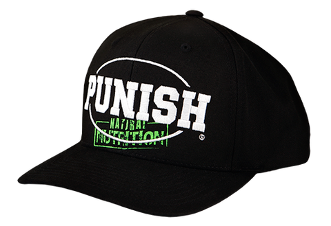Punish Cap - Flex fit - Flat Peak