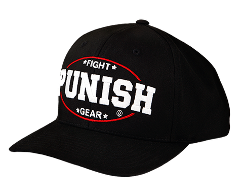 Punish Cap - Snap Back Curve Peak