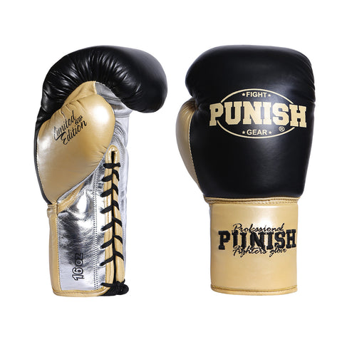 Limited Edition Professional Fighters Boxing Glove - Lace