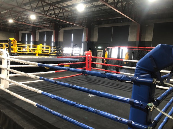 Punish Boxing Ring Rope Covers