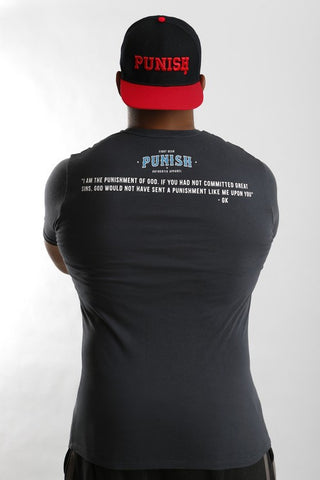 Punish Authentic Tee - Blue - GK