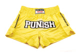 Punish Muay Thai Shorts