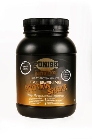 Punish Fat Burning Protein Shake