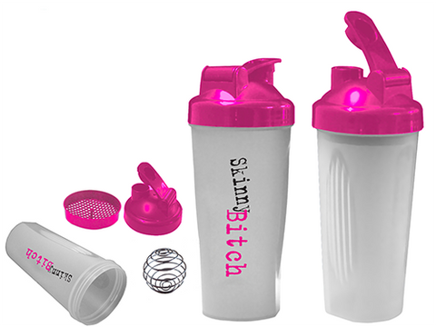 Skinny Bitch Shaker 600ml
