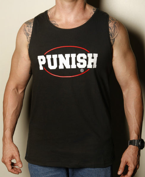 Punish Mens Training Singlet