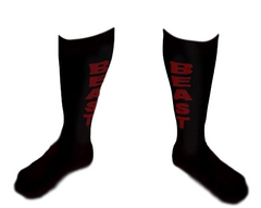 Beast Deadlift Socks
