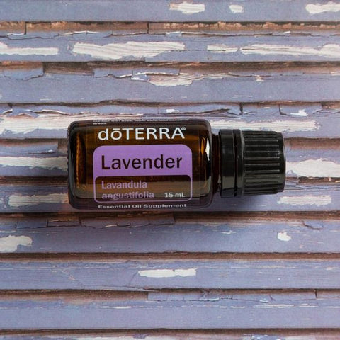 Lavender Essential Oil DoTERRA