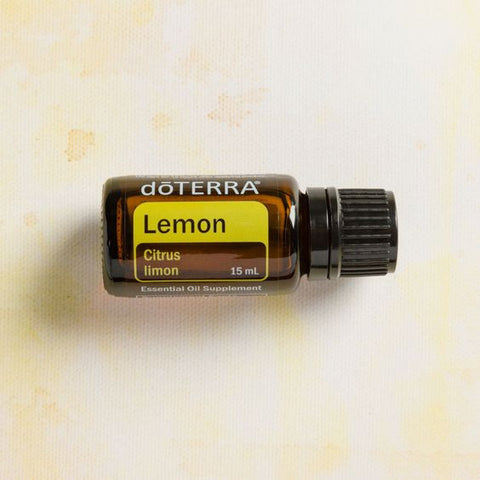 Lemon Essential Oil DoTERRA