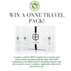 ONNE and All Organix Giveaway- Travel Pack