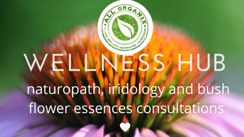 All Organix Wellness Hub - Naturopath, Iridology, Bush Flower Essence Consultations